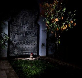 Amine Oulmakki, Intérieur/Nuit, 2016.