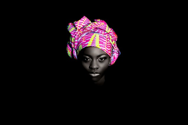 Steve Mvondo, Crown of Beauty (2016). Courtesy the artist.