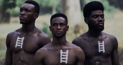 Edem Dotse and SUTRA, still from Waves/The Water, 2017. Courtesy the artists.