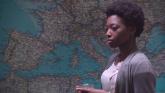 Still from Lemia Monet Bodden, Glance, 2014, presented as part of Digital Africa (Tokyo).