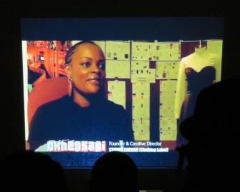 Breeze Yoko, still from Biko's Children, screened at Musée la Blackitude as part of Digital Africa.