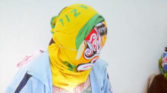 Emo de Medeiros, still from Kaleta/Kaleta, screened at OTHNI as part of Digital Africa.