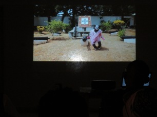 Emos de Medeiros, still from Kaleta/Kaleta, screened at OTHNI as part of Digital Africa.