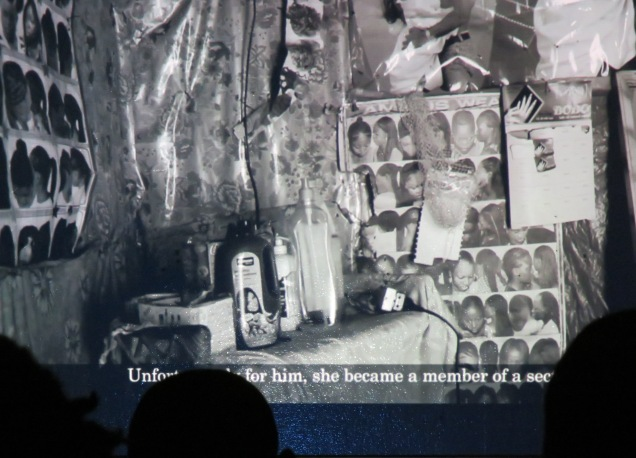 Yvon Ngassam, still from Bandjoun: Histoires Urbaines screened at Musée Blackitude as part of Digital Africa.