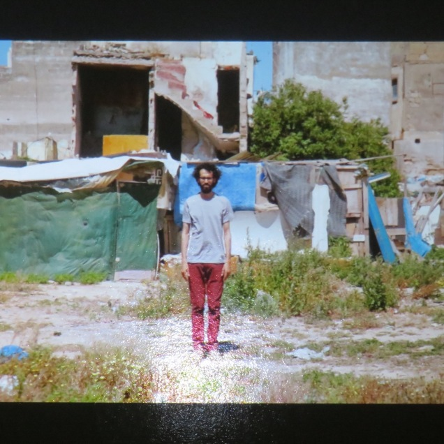 Said Rais, still from Lieu à presence, screened at OTHNI as part of Digital Africa.