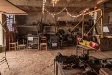 Mechanics workshop. Collège Calasanz. Magom area. © Yvon Ngassam.